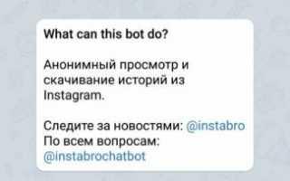 Как анонимно посмотреть истории в инстаграме?