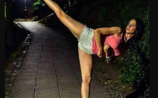 Не модель, а мастер боевых искусств! кто такая на самом деле сара дамьянович