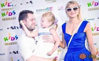 Виталий гогунский активно занимается продвижением своей дочери миланы