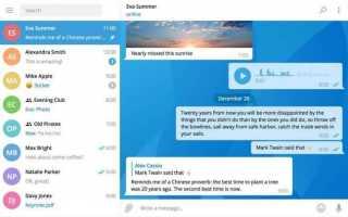 Как в телеграмме найти канал: возможные варианты поиска