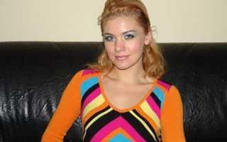 Анна данькова в инстаграм
