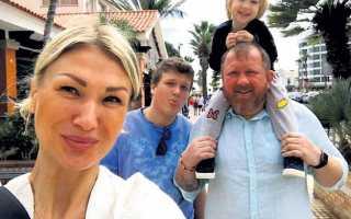 Семья и скандальный развод константина ивлева